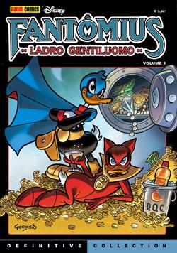 Fantomius - Ladro gentiluomo Vol. 1