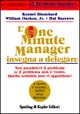 L' one minute manager insegna a delegare