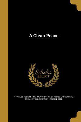 CLEAN PEACE