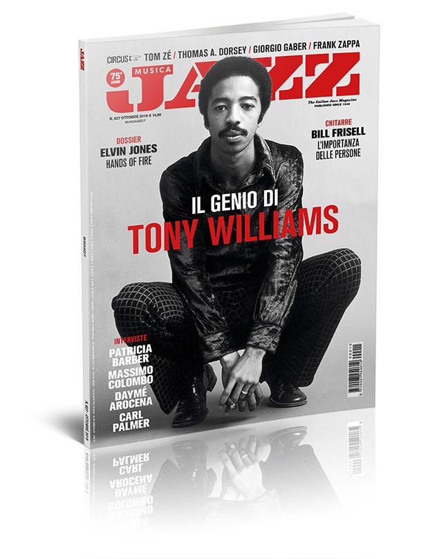 Musica Jazz n. 827 (ottobre 2019)