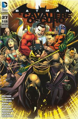 Batman Il Cavaliere Oscuro, n. 27