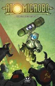 Atomic Robo vol. 1