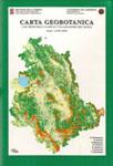 Carta geobotanica con principali classi di utilizzazione del suolo (1:100.000)