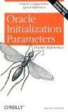Oracle Initialization Parameters Pocket Reference