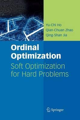 Ordinal Optimization