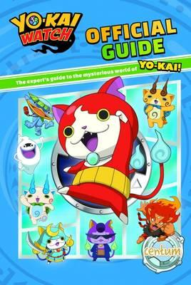 Yo-Kai Watch Handboo...