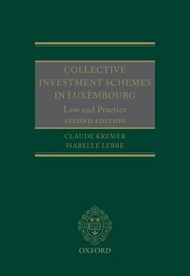 Collective Investment Schemes in Luxembourg