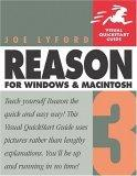 Reason 3 for Windows and Macintosh
