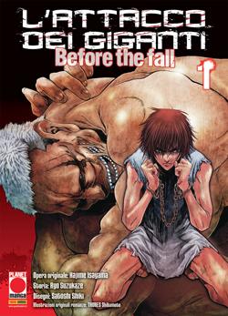 L'attacco dei Giganti - Before the Fall vol. 1