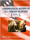 Chronological History of U.S. Foreign Relations