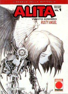 Alita - L'angelo della battaglia