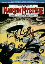 Martin Mystère - Una storia impossibile
