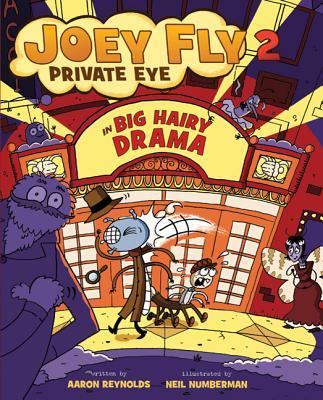 Joey Fly Private Eye...