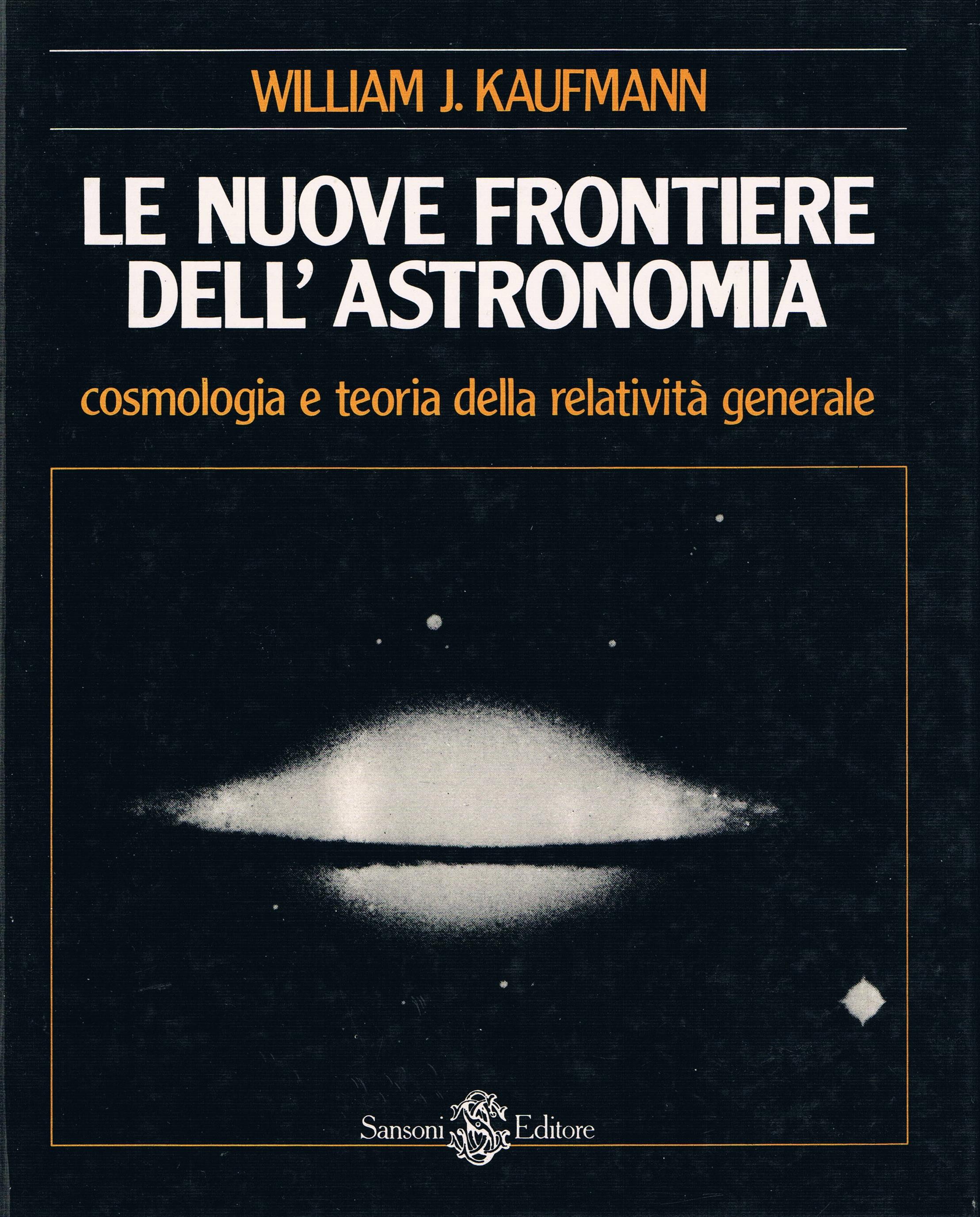 Le nuove frontiere dell'astronomia
