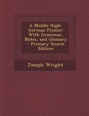 A Middle High-German Primer