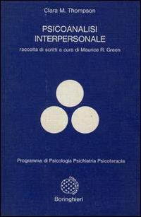 Psicoanalisi interpersonale