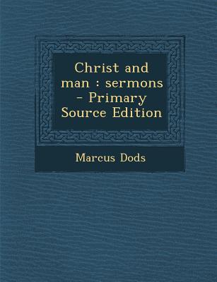 Christ and Man