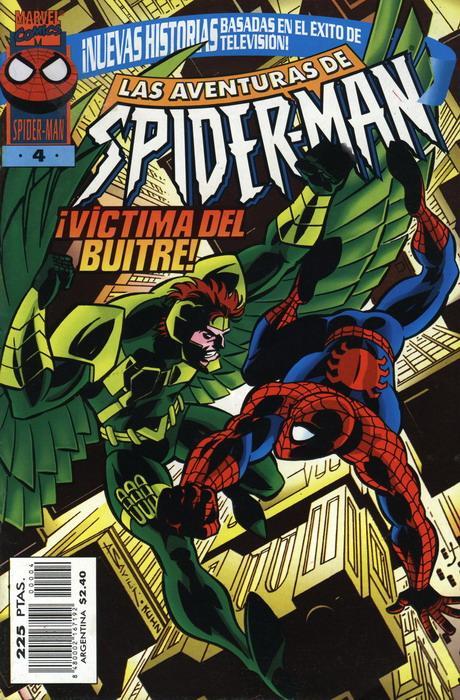 Las aventuras de Spider-Man Vol.1 #4 (de 12)