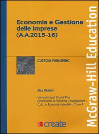 Economia e gestione dellle imprese