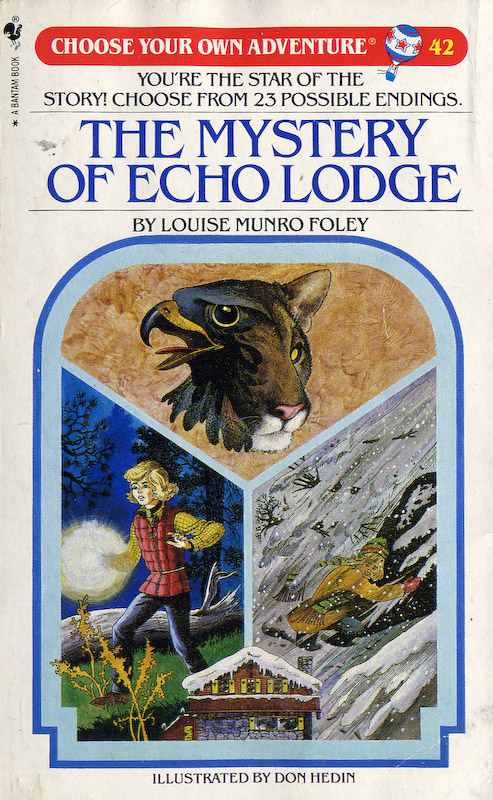 The Mystery of Echo Lodge