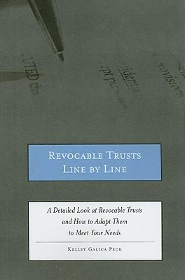Revocable Trusts Line by Line