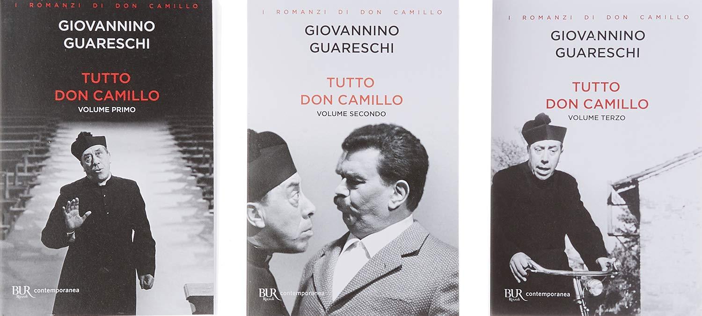 Tutto don Camillo (3 vol.)