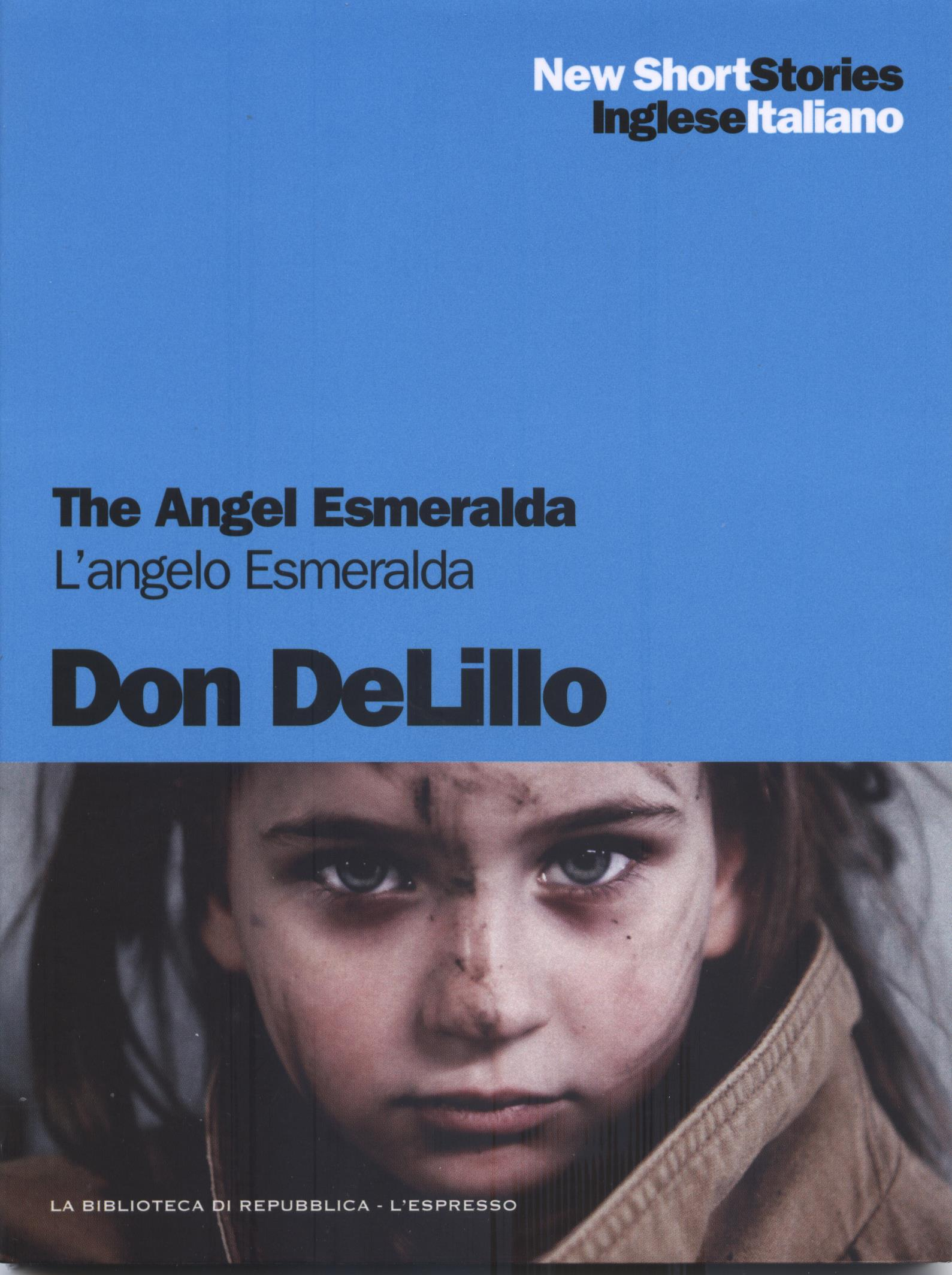 The angel Esmeralda ...