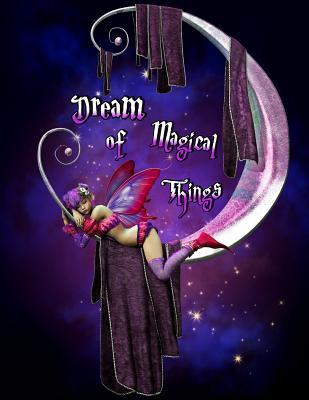 Dream of Magical Things Address Book
