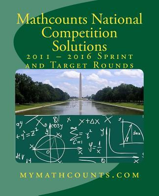 Mathcounts National Competition Solutions
