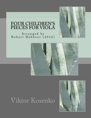 Four Children's Pieces