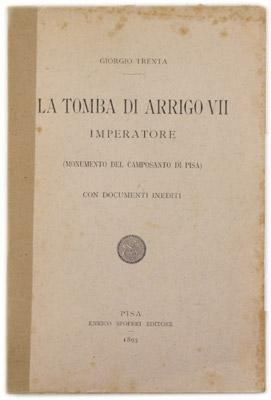 La tomba di Arrigo VII Imperatore