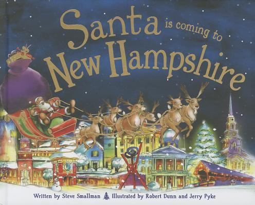 Santa Is Coming to New Hampshire