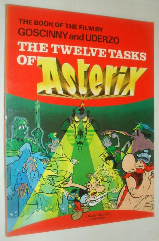 Twelve Tasks of Asterix