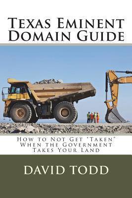 Texas Eminent Domain Guide