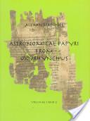 Astronomical Papyri ...