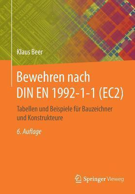 Bewehren Nach Din En 1992-1-1 Ec2