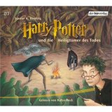 Harry Potter und die Heiligtumer des Todes German audio edition of Harry Potter and the Deathly Hallows)