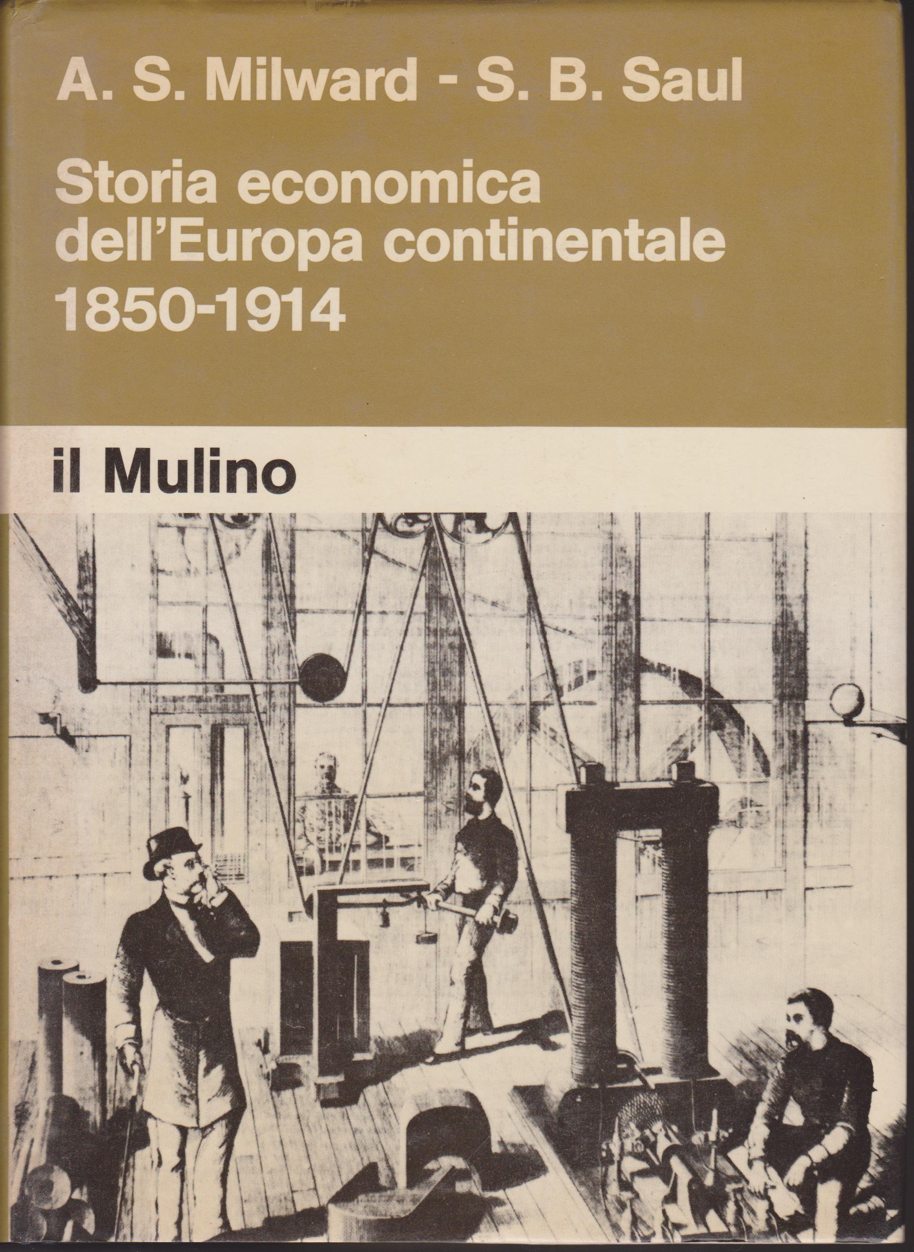 Storia economica dell'Europa continentale 1850-1914