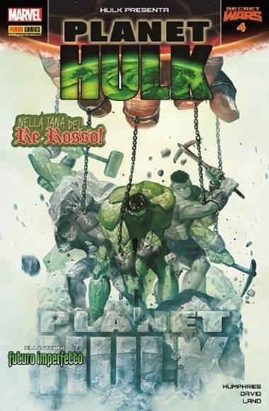 Hulk e i Difensori n. 42