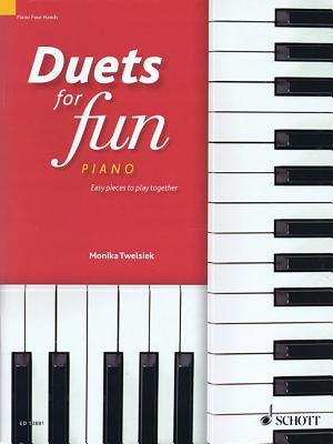 Duets for Fun Piano