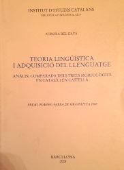 Teoria linguìstica i adquisiciò del llenguatge
