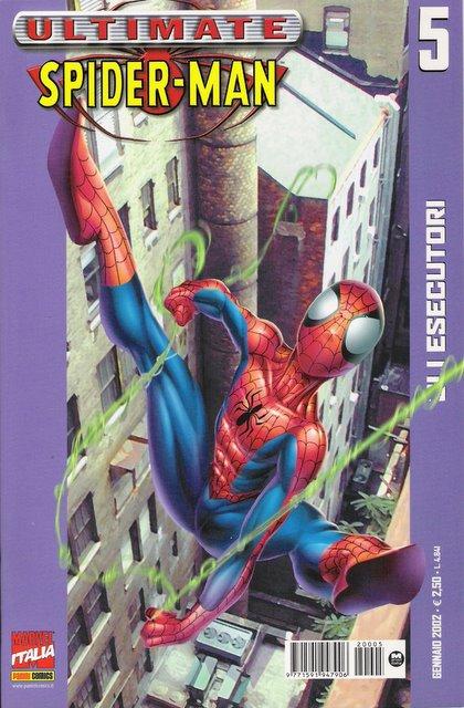 Ultimate Spider-Man n. 5