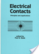 Electrical Contacts: Principles and Applications