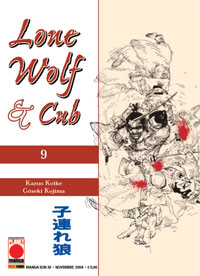 Lone Wolf and Cub vo...