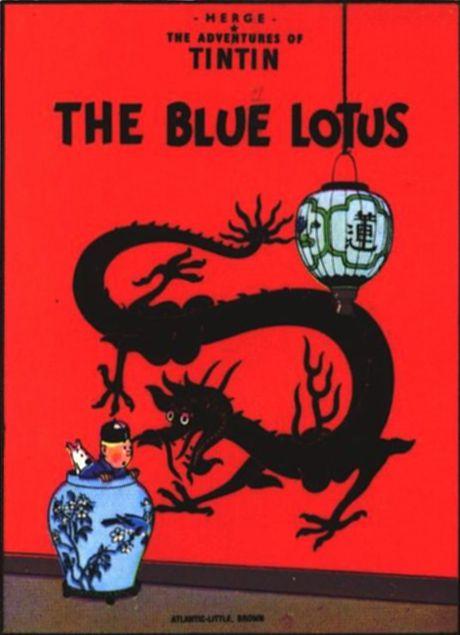 O lótus azul