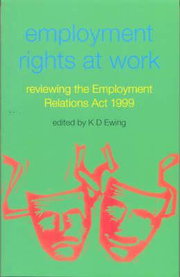Employment Rights at Work