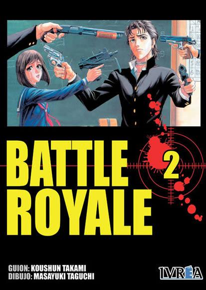 Battle Royale #2 (de 15)