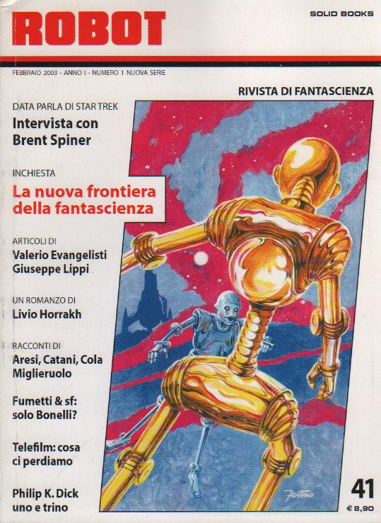Robot 41 [a. I n. 1]