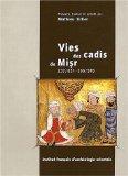 Vies des cadis de Miṣr, 237/851-366/976