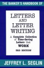 The Bankers Handbook of Letter and Letter Writing